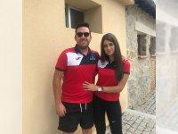 Juan Carlos y Elena