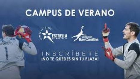 Campus de Verano de la Fundación Iker Casillas