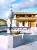 Cuentas Anuales - Ejercicio 2016