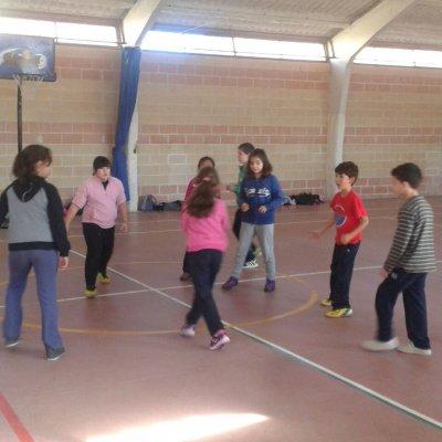Actividad principal: Presentación de los Juegos Escolares.