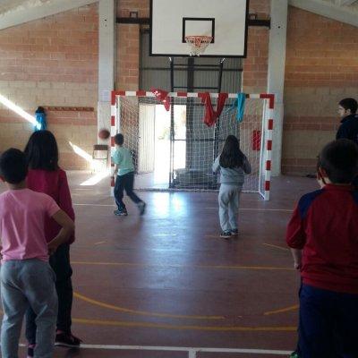 Actividad principal: Baloncesto.