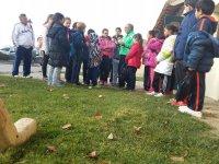 1ª Parte del Primer encuentro de juegos escolares 2015-16