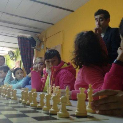 Actividad principal: Ajedrez