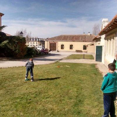 Actividad principal: Juegos autóctonos o tradicionales de Castilla y León