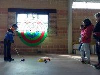 2ª Parte del Segundo encuentro de juegos escolares 2015-16