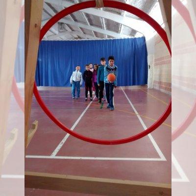 Actividad principal: El Voleibol