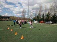 3ª Parte del Tercer encuentro de juegos escolares 2015-16