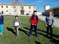 1ª Parte del Primer encuentro de juegos escolares 2016-17