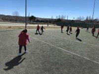 2ª Parte del Segundo encuentro de juegos escolares 2017-18