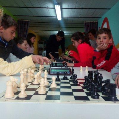 Actividad principal: El ajedrez