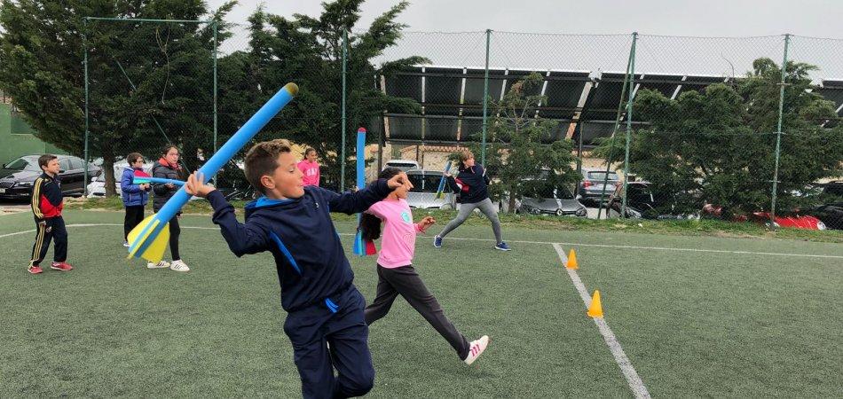 3ª Parte del Tercer encuentro de juegos escolares 2017-18