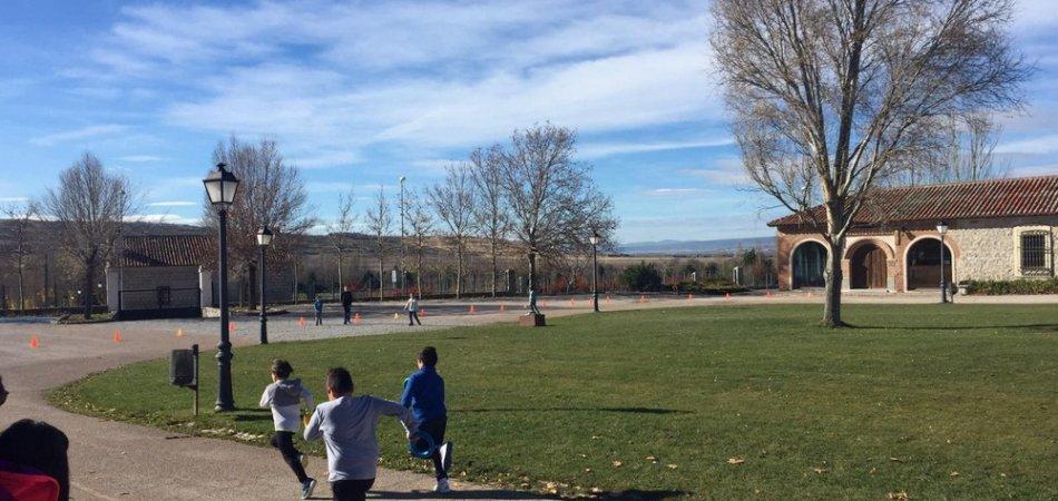 1ª Parte del Primer encuentro de juegos escolares 2018-19
