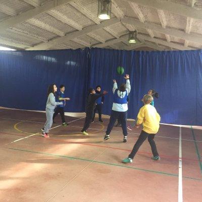 Actividad principal: Baloncesto