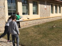 2ª Parte del Segundo encuentro de juegos escolares 2018-19