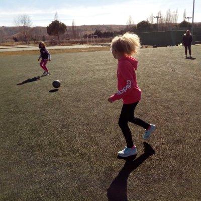 Actividad principal: Fútbol