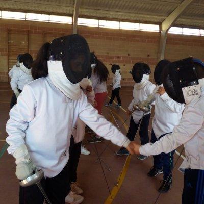 Actividad principal: Esgrima, el único deporte olímpico de origen español II