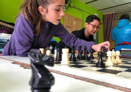2ª jornada del Tercer encuentro de juegos escolares 2018-19