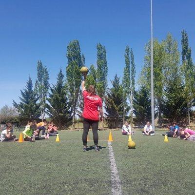 Actividad principal: Atletismo