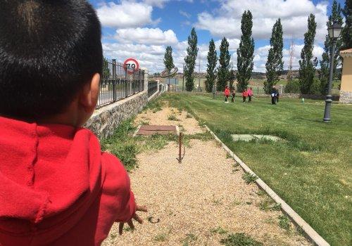 4 (Juegos autóctonos o tradicionales de Castilla y León)