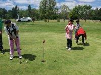 Escuela de Golf (Putt)