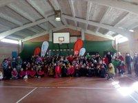 1ª Parte del Primer encuentro de juegos escolares 2019-20