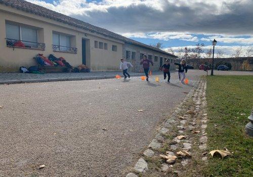 3ª del Primer encuentro de juegos escolares 2019-20