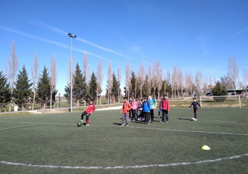 3ª del Segundo encuentro de juegos escolares 2019-20