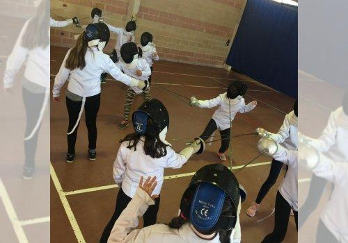 3 (Esgrima, el único deporte olímpico de origen español)